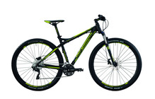 Bergamont Revox 5.3 black/lime/green matt
